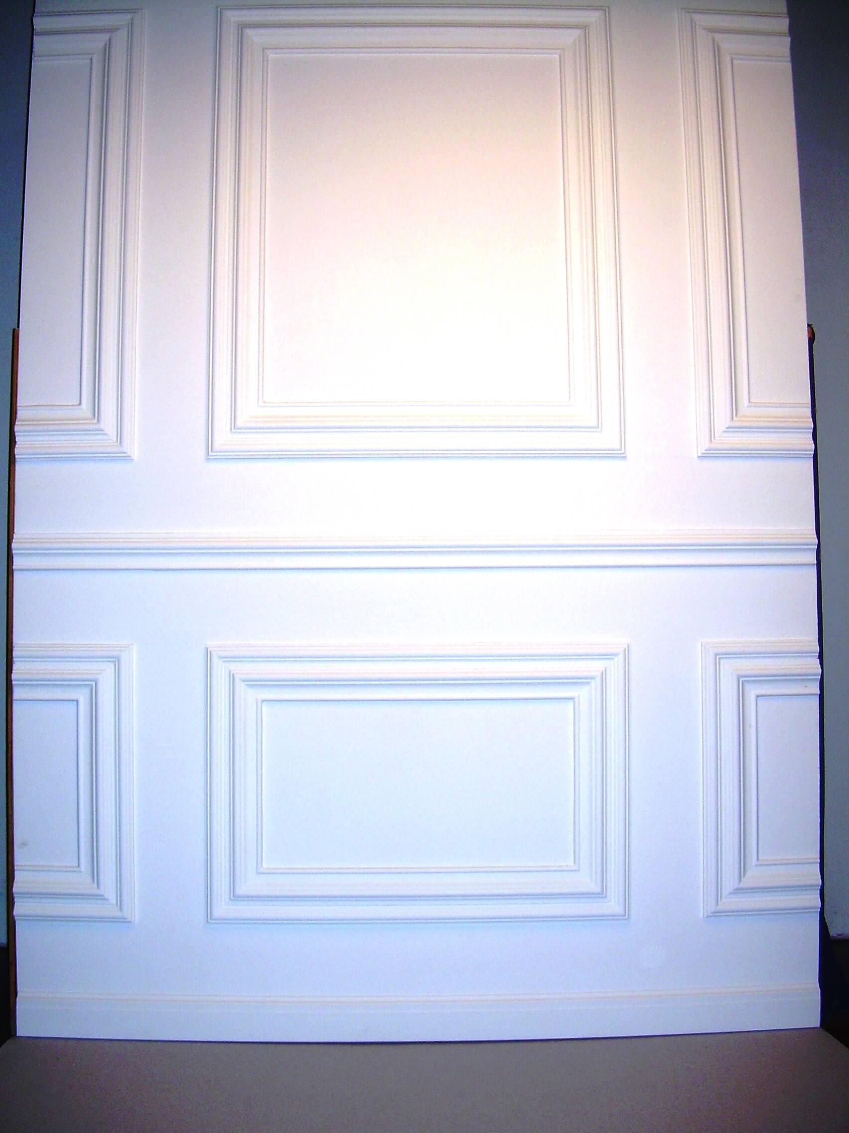 Boiserie de gesso pebeo studio gesso primer white ml ml - Cornici decorative in gesso ...