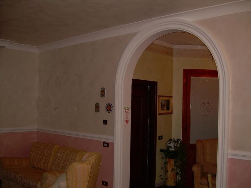 Residenza Privata -salone-
